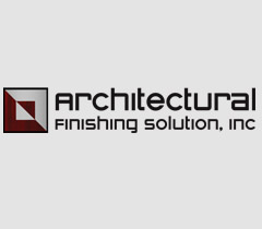 Architectural Finishing Solutions